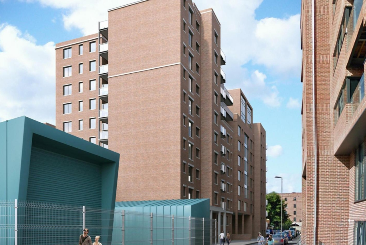Liverpool One Art Apartments